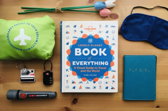 The Book of Everything. A Visual Guide to Travel and the World