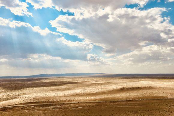 Uzbekistan: una yurta, il deserto ed Ayaz-Qala