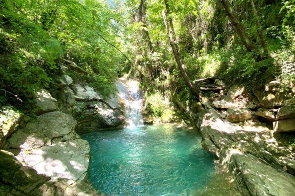 Dolcedo-Lecchiore-Bellissimi: tra borghi, chiese e laghetti nel bosco