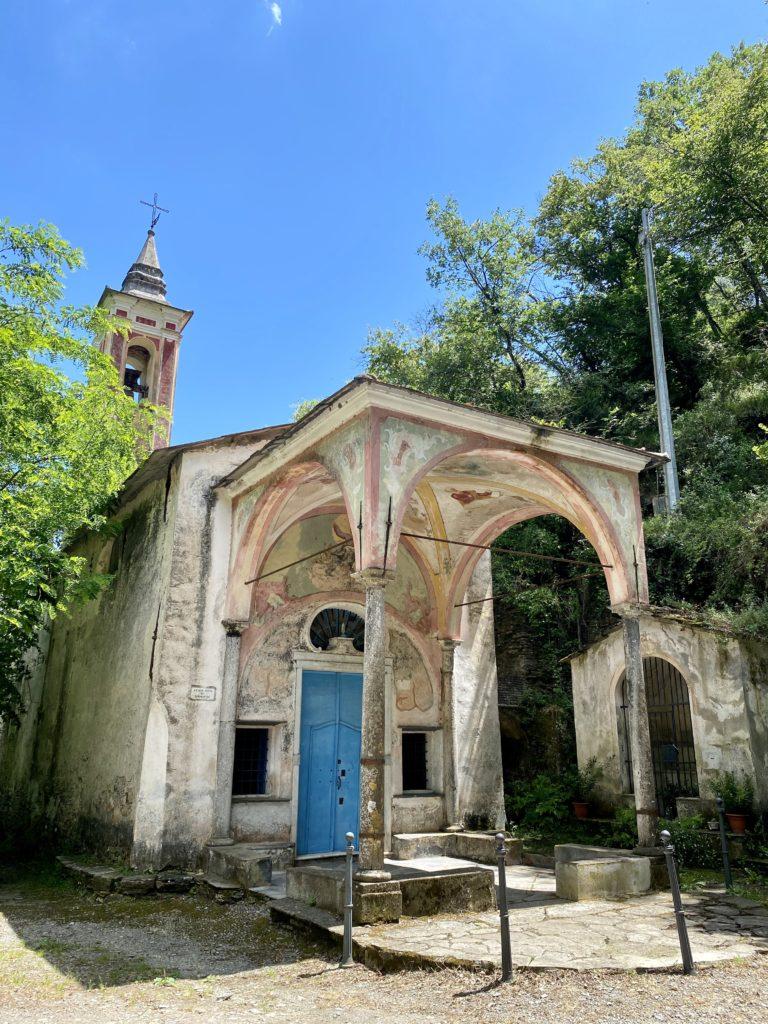 Santuario di Nostra Signora della Misericordia - Lecchiore