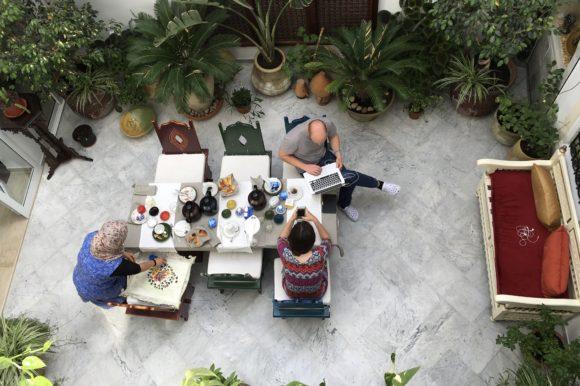 Dormire in un Dar a Tunisi tra storia, cultura e tradizioni