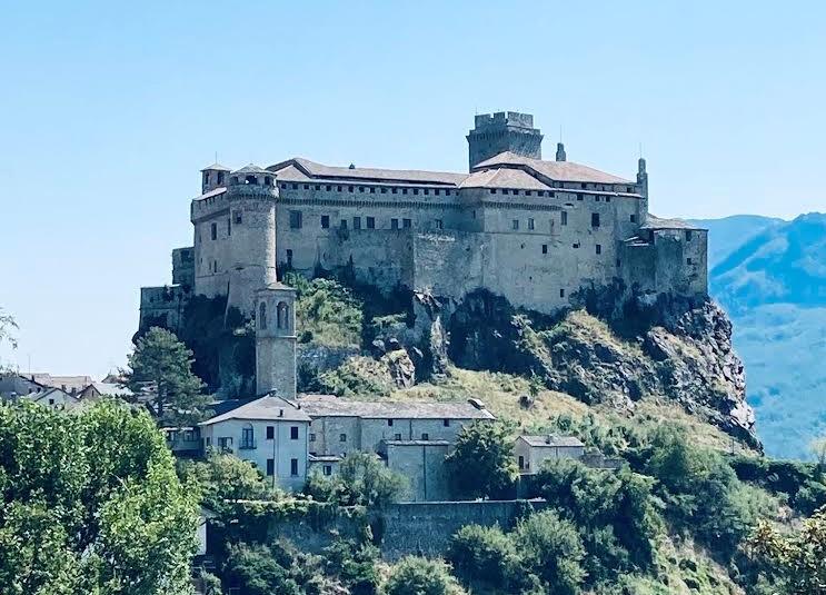 Castelli in Italia - Bardi