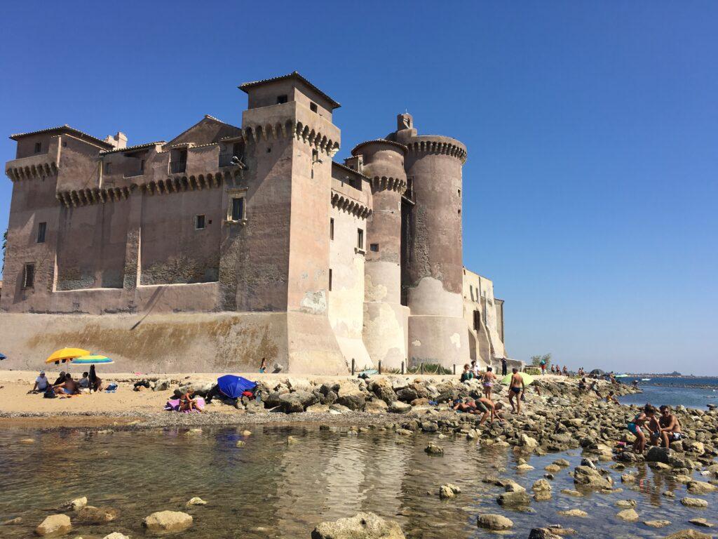 Castelli in Italia - Santa Severa