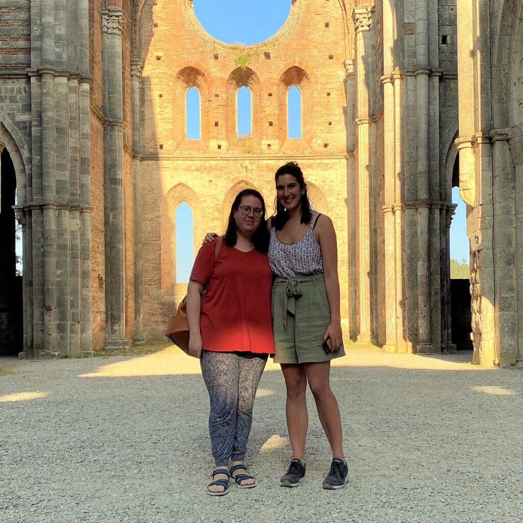 viaggio nelle regioni - Nora e Sara di Viaggiespresso