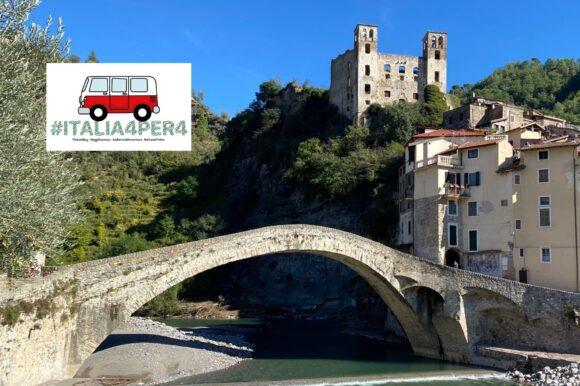 #Italia4per4: alla scoperta dei Castelli in Italia
