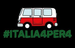 #italiaa4per4 viaggi a km zero