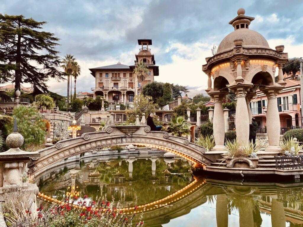 Musei insoliti in Italia: il giardino di Villa Grock