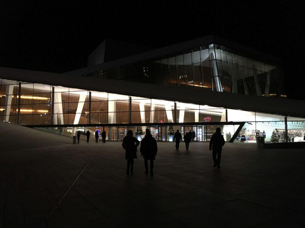 Oslo low cost in 2 giorni: teatro dell'opera