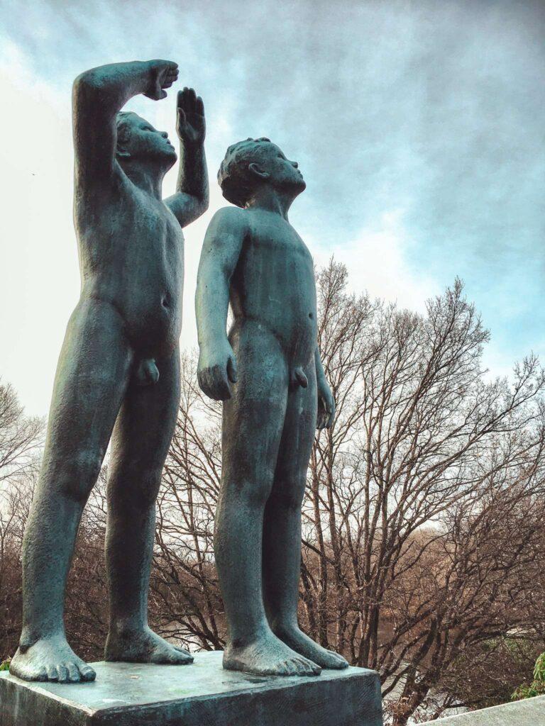 Oslo low cost in 2 giorni: Parco Vigenland