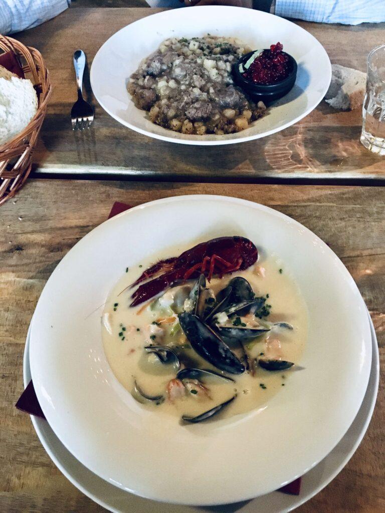 Oslo low cost in 2 giorni: zuppa di pesce