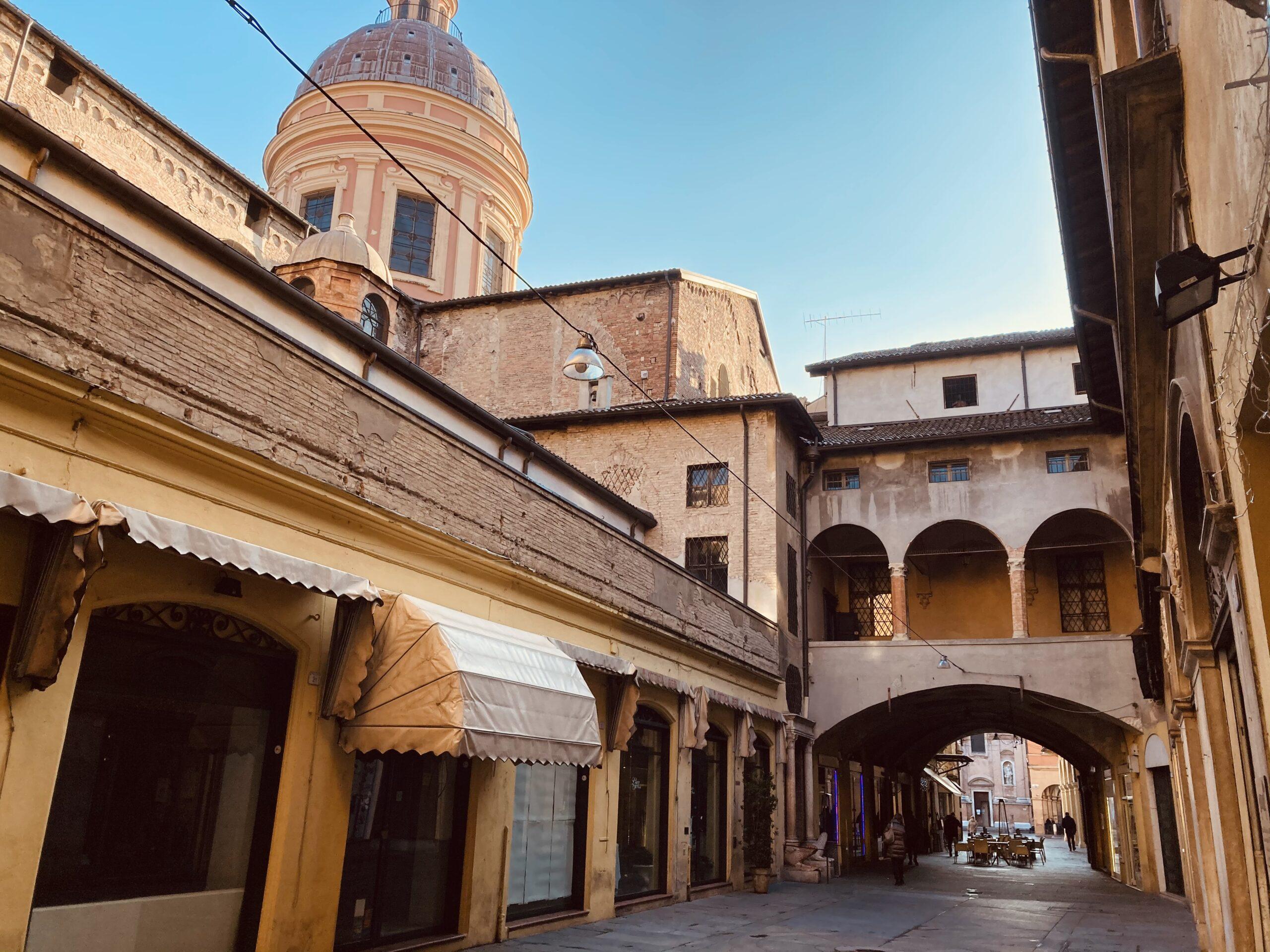 Centro storico Reggio Emilia