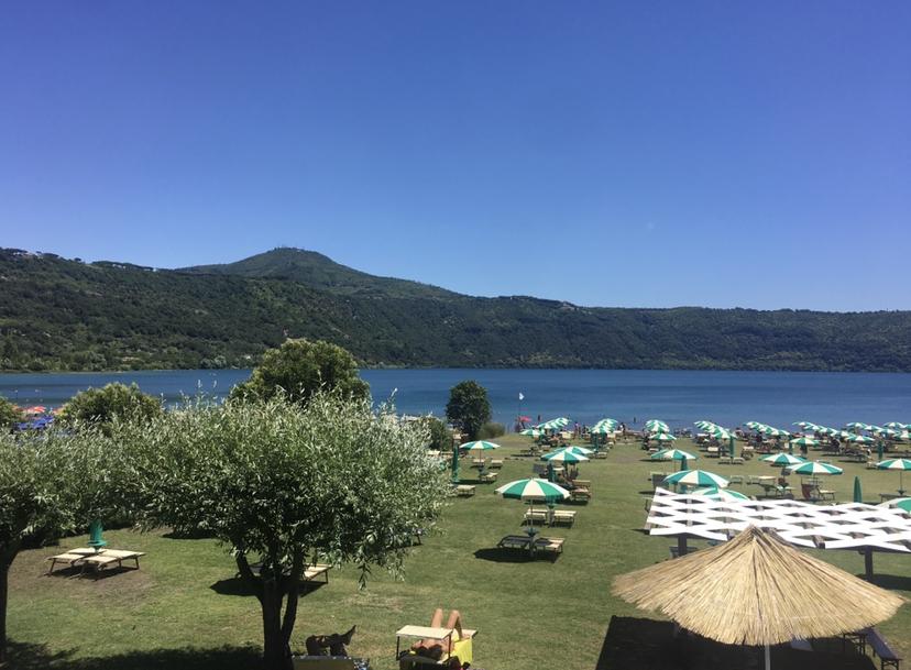 Lazio: Lago Albano