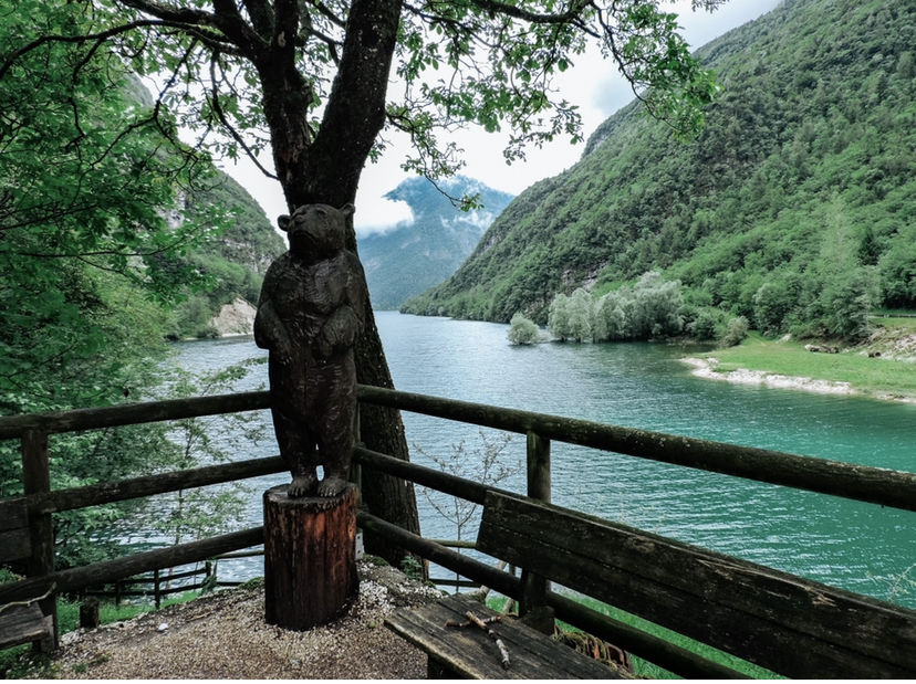 Veneto: Lago del Mis